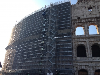 COLOSSEUM RENNOVATION
