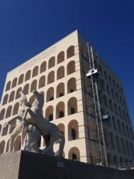 PALAZZO DELLA CIVILITA' ITALIANA ROMA